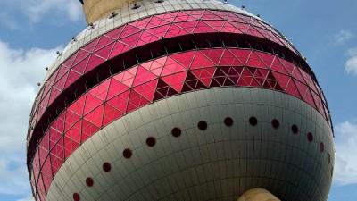 Torre Televisión Shanghai