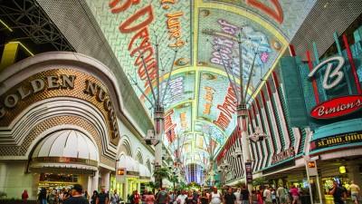 4 actividades en Las Vegas GRATIS