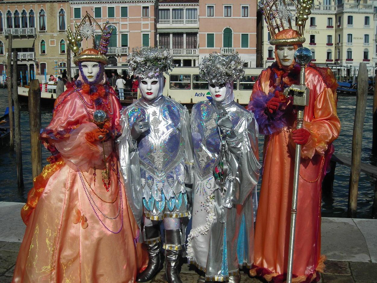 Carnaval de venecia un espect culo impresionante for Caretas disfraces