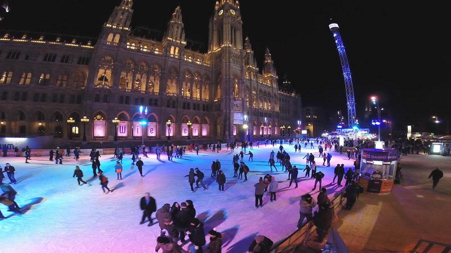 4 dias de amor en Viena