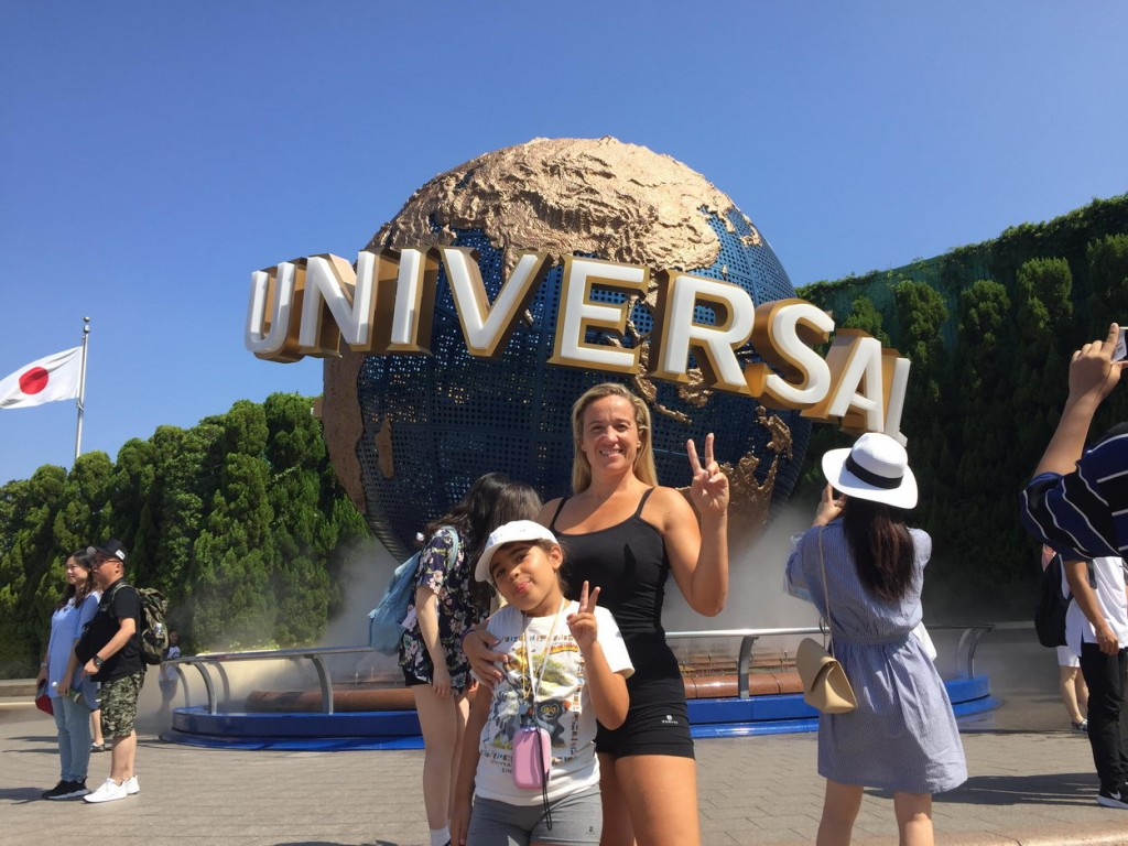 Universals Studios Osaka Japon