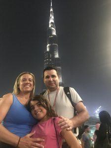 Dubai en un dia - Edificio Burj Khalifa