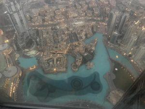 Dubai en un dia - Fuentes Edificio Burj Khalifa