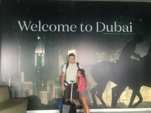 Dubai en un dia - Salida Aeropuerto