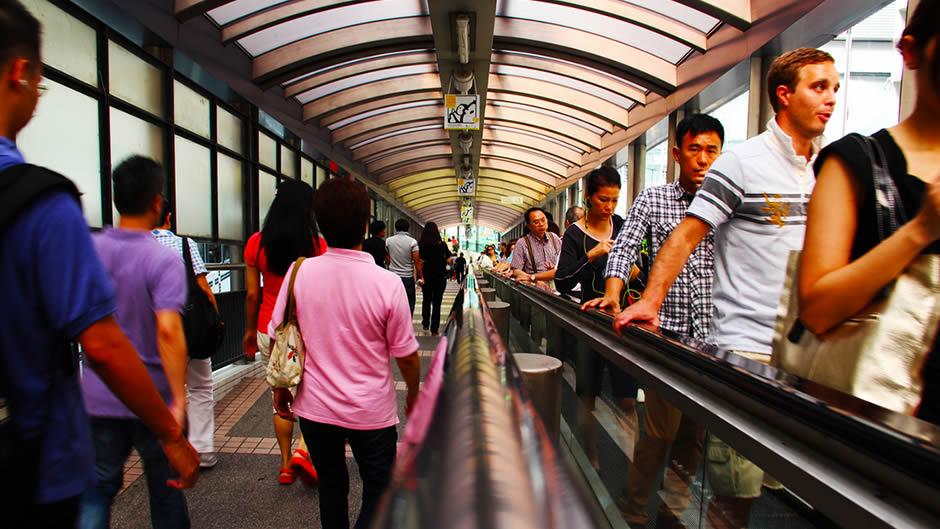 Mid Levels Hong Kong