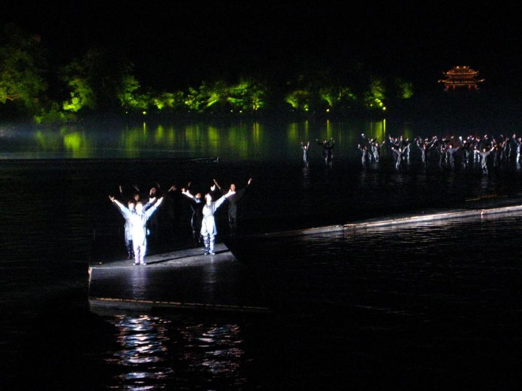 Lago de hangzhou
