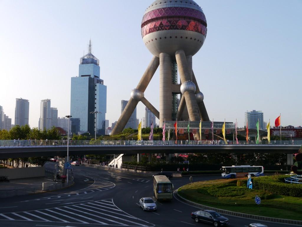Torre television shanghai