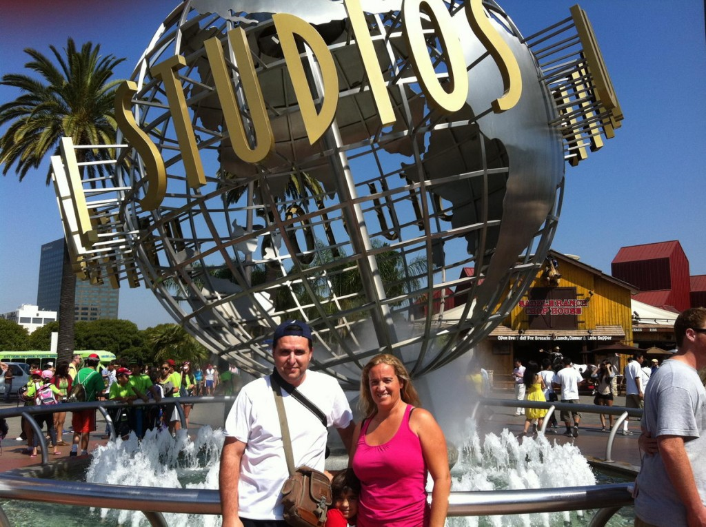 Universals Studios Los Angeles en California