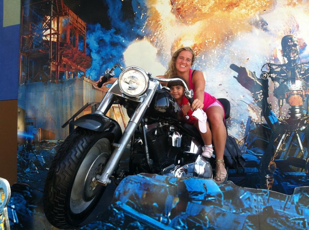 Terminator - Universals Studios Los Angeles en California