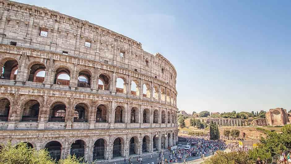 Fin de semana en Roma con niños