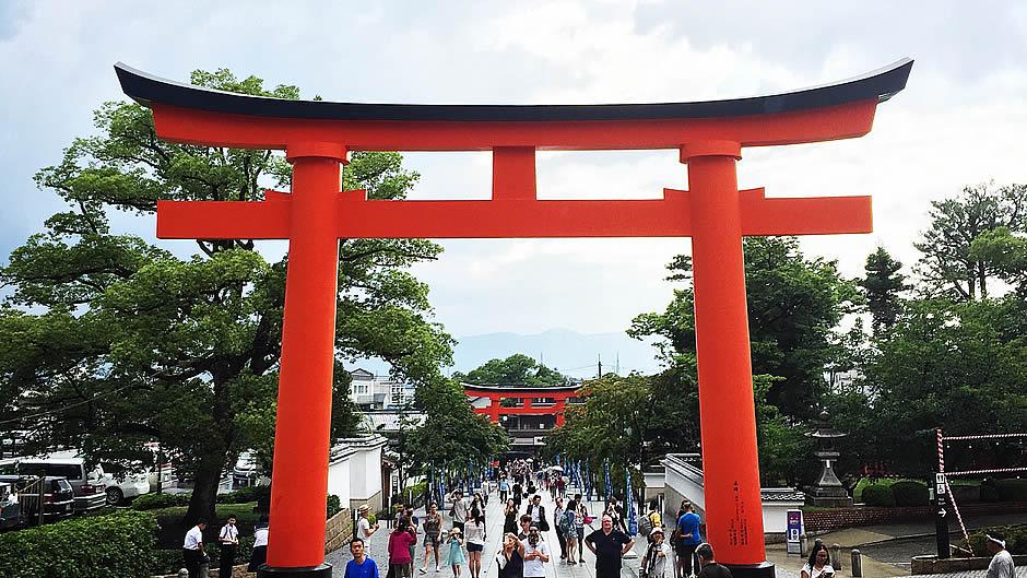10 experiencias en Japón con niños