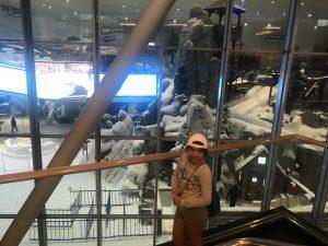 Dubai en un dia - Pista de Sky en Dubai Mall