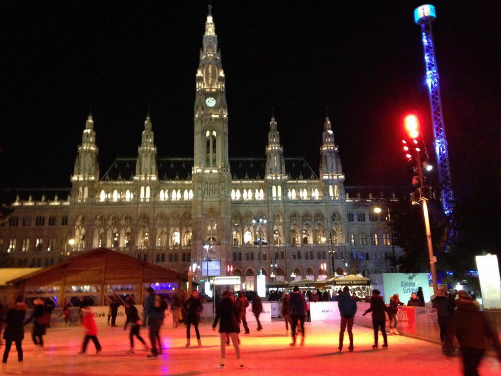 Mercadillo Navidad Viena
