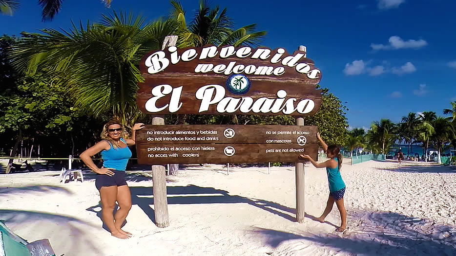 Playa Paraiso Tulum - Riviera Maya Mexico
