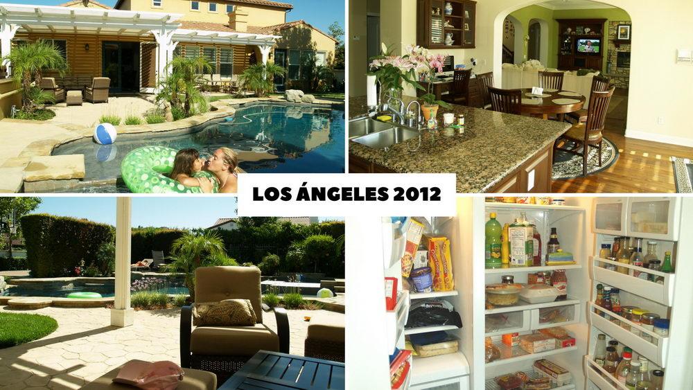 Intercambio de casas en Los Angeles