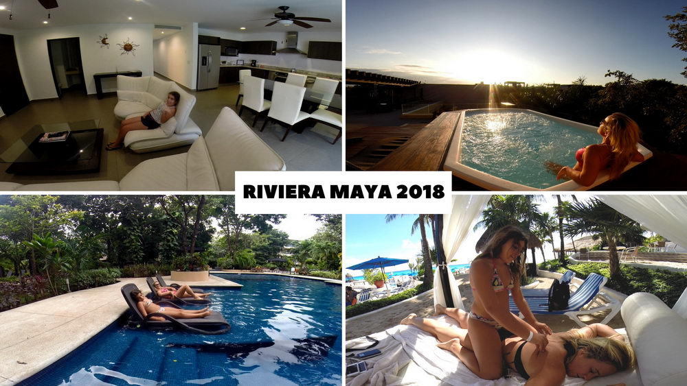 Intercambio de casas en Riviera Maya