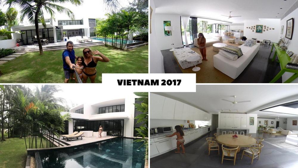Intercambiar casas de lujo en Vietnam