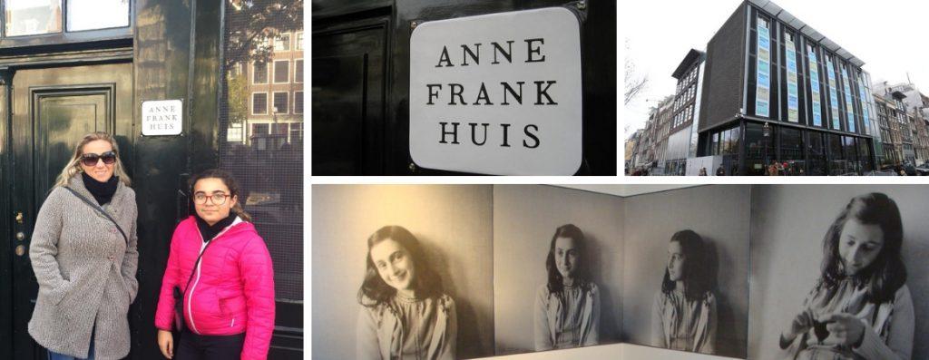 Casa Museo Anne Frank Amsterdam
