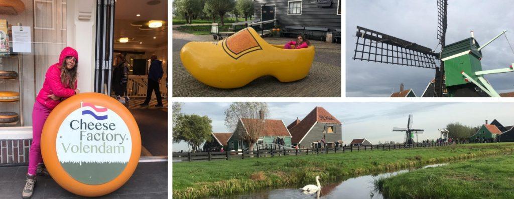 Excursión a Volendam, Edam, Marken y Zaanse Schans