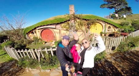 10 actividades increíbles para hacer en Nueva Zelanda con niños