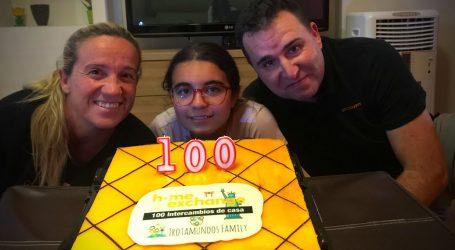OBJETIVO CONSEGUIDO: 100 intercambios de casas realizados!