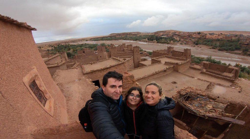 Intercambio casas en Marruecos
