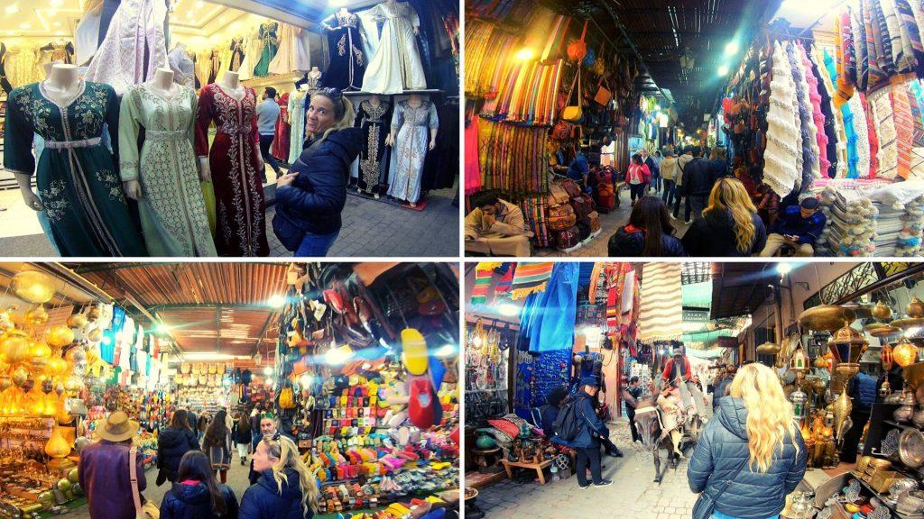 Callejuelas de Marrakech