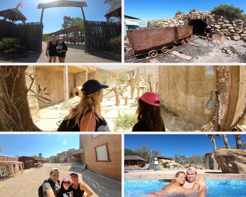 Oasis Park - Almeria en familia