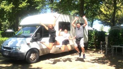 Por Europa en autocaravana gracias a intercambio de casas